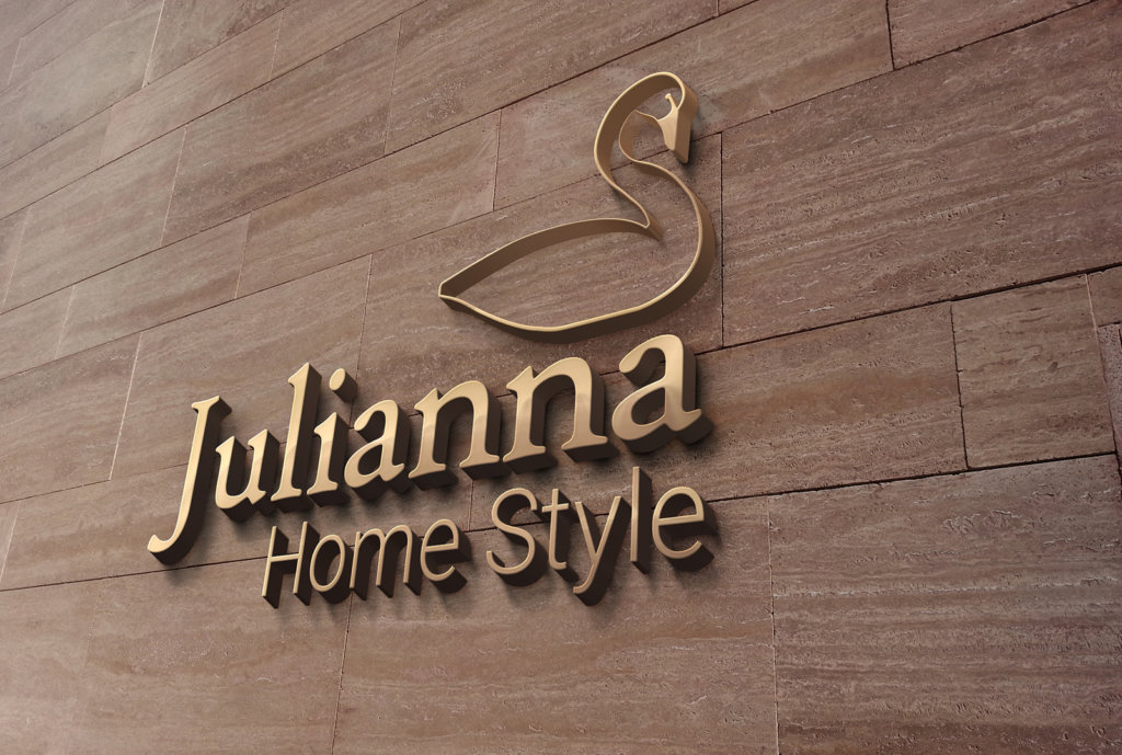 Julianna logó falon