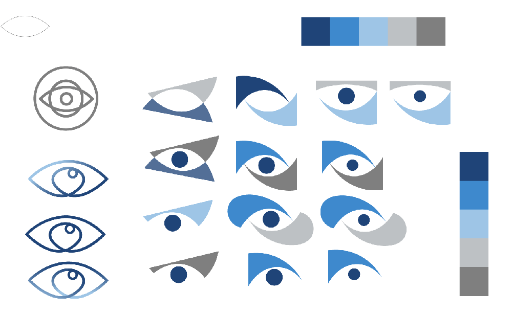 optika logó ötletek